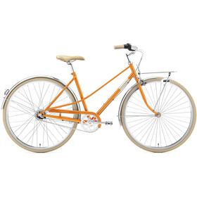 Creme Caferacer Uno 3-speed Women sunny orange